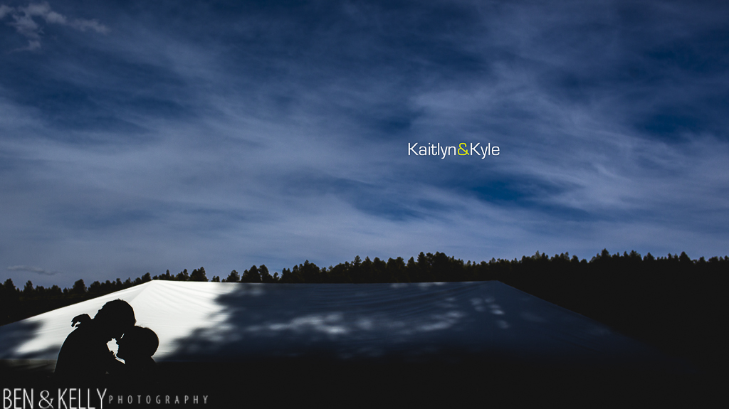 Kaitlyn & Kyle – Wedding in Flagstaff, Arizona