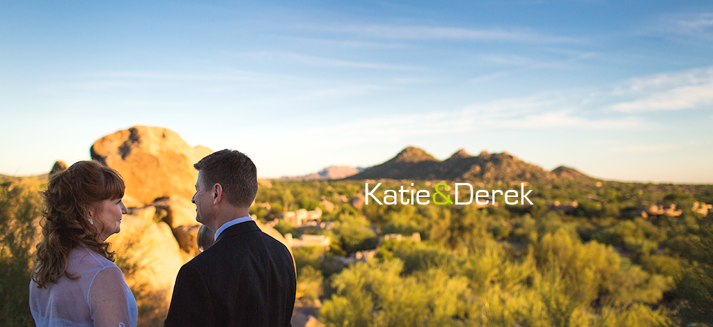 Katie & Derek – Elopement at The Boulders