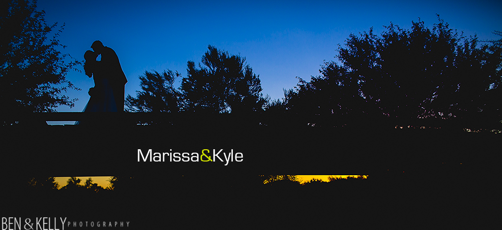 Marissa & Kyle – Wedding at the JW Marriott Desert Ridge