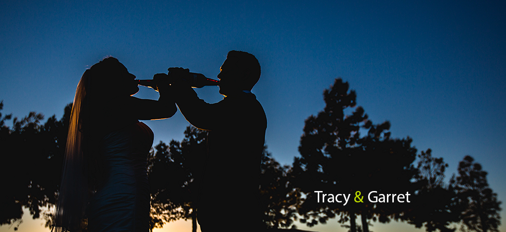 Read more about the article Tracy & Garret – Wedding at The Raven Golf Course