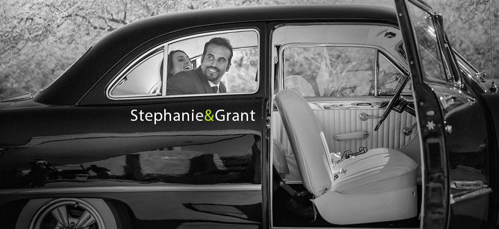 Stephanie & Grant – Wedding in Paradise Valley
