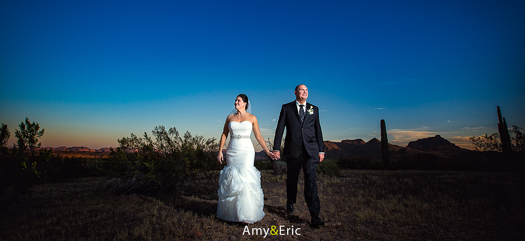Amy & Eric – Wedding at We-Ko-Pa Fountain Hills
