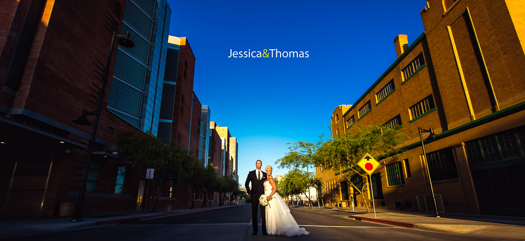 Jessica & Thomas – wedding at The Ice House