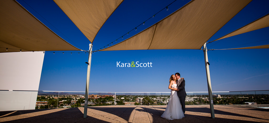 Kara & Scott – wedding at Desert Foothills