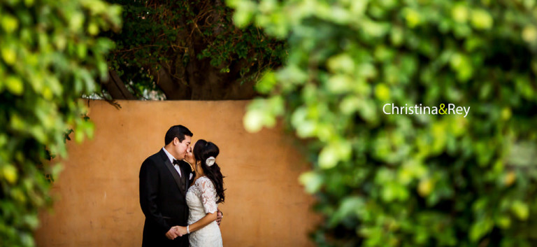 Christina & Rey – wedding at The Royal Palms