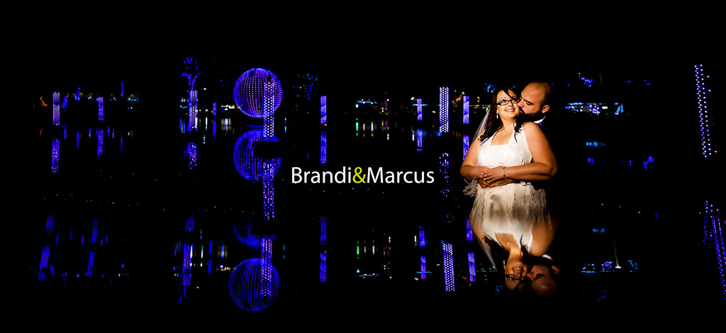 Brandi & Marcus – Wedding at the Phoenix Zoo
