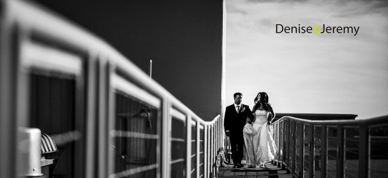Denise & Jeremy – wedding at The Valley Ho