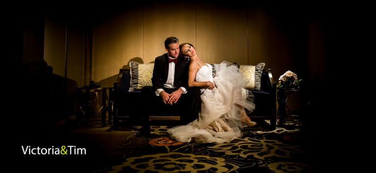Read more about the article Victoria & Tim – Wedding at the Phoenician