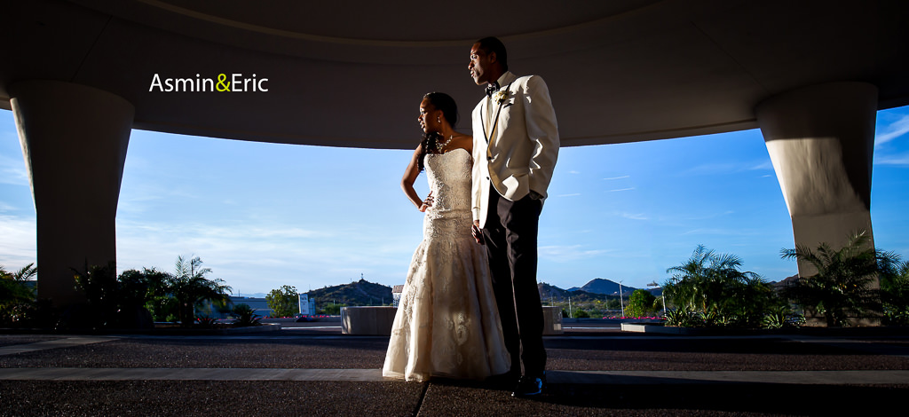 Asmin & Eric – wedding at Chateau Luxe