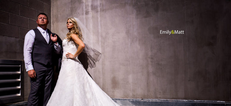 Read more about the article Emily & Matt – wedding at The Valley Ho