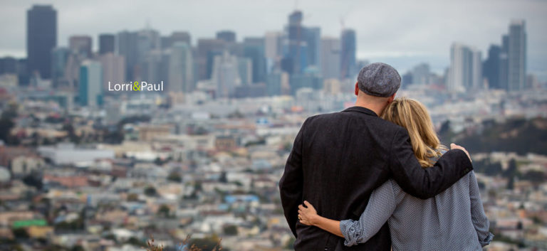 Lorri & Paul – Engagement in San Francisco