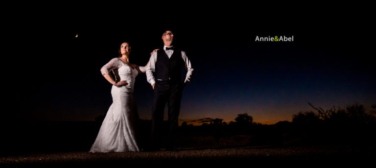 Annie & Abel – wedding in Litchfield Park, AZ